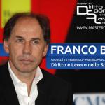 Tra gli ospiti d'onore del Convegno di questo giovedì Franco Baresi, Gianmarco Pozzecco, Graziano Cesari e Massimo Callegari in qualità di moderatore. - header-baresi-150x150
