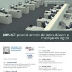 Poteri di controllo del datore di lavoro ed investigazoini digitali